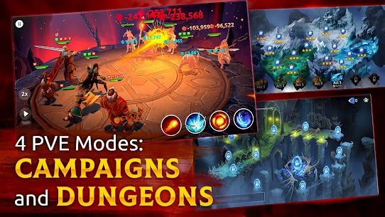 Age of Magic  RPG  Strategy Apk Download 3