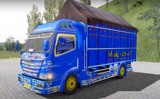 Truck Simulator Indonesia : Livery Bussid  screenshots 4
