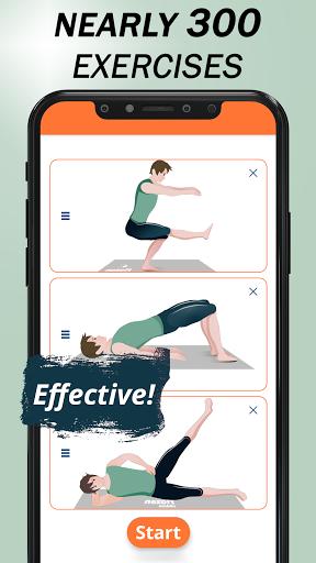 Leg Workouts - Lower Body Exercises for Men  Screenshots 5