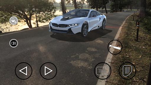 AR Real Driving - Augmented Reality Car Simulator 3.9 Screenshots 2