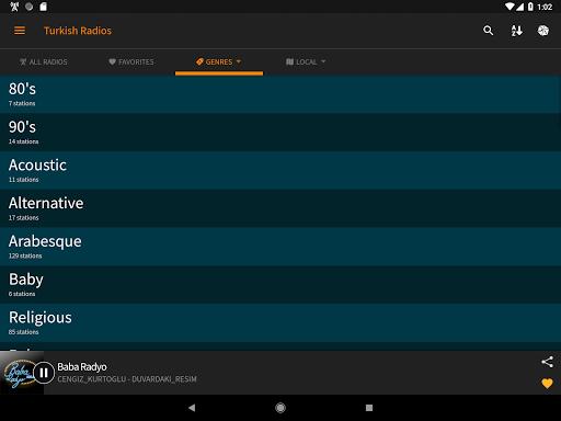Radyo Kulesi - Turkish Radios 2.3.0 Screenshots 11