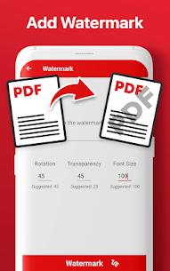 PDF Manager & Editor: Split Merge Compress Extract (MOD APK, Pro) v34.0 3