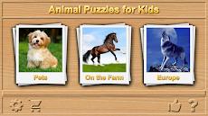 Animal Puzzles for Kidsのおすすめ画像1