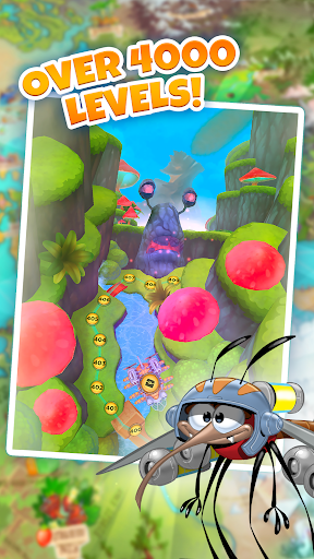 Best Fiends - Free Puzzle Game apkpoly screenshots 20