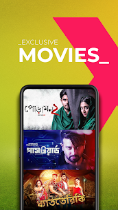 Bongo – Watch Movies, Web Series & Live TV 2.1.0 Mod APK (Unlimited) 2