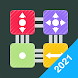 Connect me 2021 - Puzzle Game - Androidアプリ