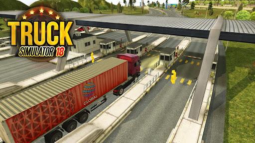 Truck Simulator 2018 : Europe  screenshots 1