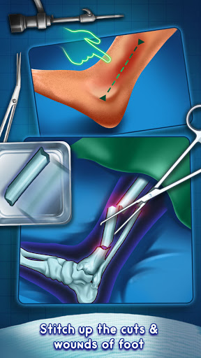 Open Heart Surgery Simulator :New Doctor Game 2021  screenshots 4