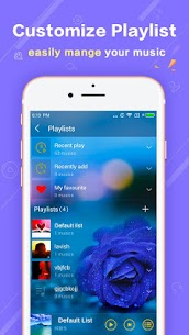 Music Player Plus MOD APK 3