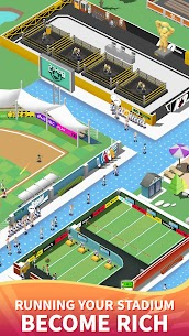 Idle GYM Sports APK + MOD (Unlimited Money) 2