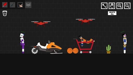 Stick Dragon Playground: Human Z 1.0.7 screenshots 1