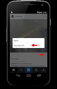 EasyDownloader for Instagram 1