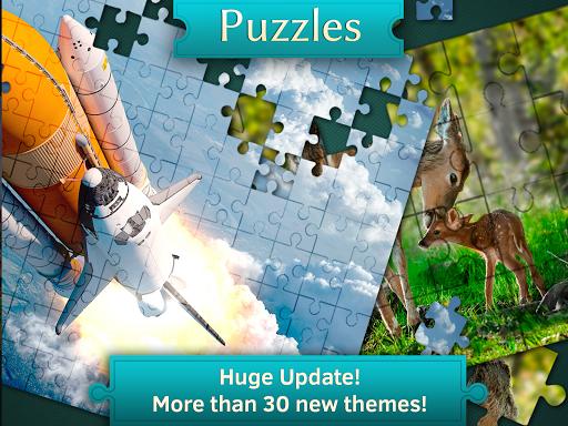 Landscape Jigsaw Puzzles Free Apkfinish screenshots 8
