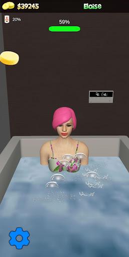 My Virtual Girl at home Pocket Girlfriend Shara 3D apkdebit screenshots 3