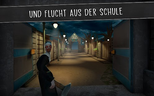 Evil Nun: Horror in der Schule Screenshot