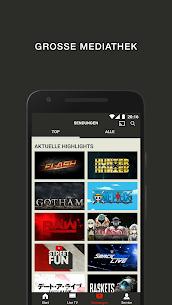 ProSieben MAXX – Kostenloses Live TV und Mediathek – MOD for Android 2
