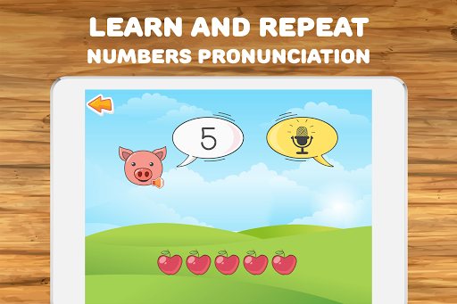 Math for kids: numbers, counting, math games 2.6.3 screenshots 1
