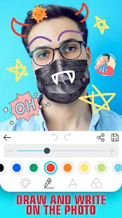 Face mask - medical & surgical mask photo editor 1.0.22 Screenshots 8