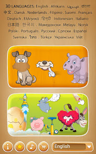 Toddler Puzzle and fun games for Kids