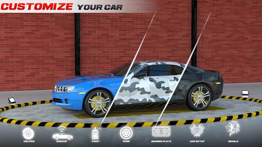 Modern Car Drive Parking Free Games - Car Games 3.87 Screenshots 5