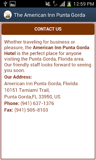 American Inn Punta Gorda FL For PC Windows (7, 8, 10, 10X) & Mac Computer Image Number- 7