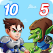Hero Tower Wars - Math Puzzle - Androidアプリ