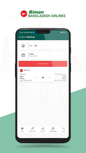 Biman Bangladesh Airlines 6.1.1 screenshots 7