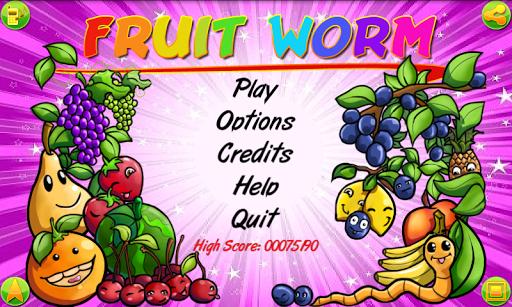 Fruit Worm  screenshots 1
