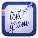 Textgram : add text to photos & Graphic Design