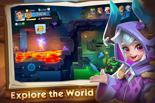 Craft Legend: Epic Adventure 0.6.6 screenshots 11