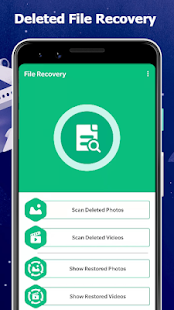 Deleted File Recovery - Recover Deleted Files