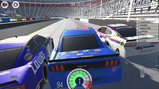 Outlaws – American Stock Car Racing 3D Apk 2