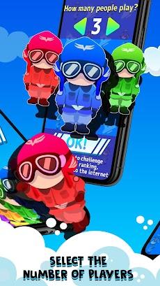 GogoMyRocket:みんなでできるゲームアプリ!ロケットで高く飛べ!のおすすめ画像2
