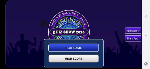 GK Quiz 2020 in Hindi apkmr screenshots 1