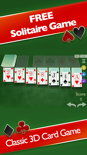 Solitaire 3D - Solitaire Game 3.6.5 screenshots 1