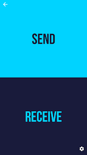 Send files to TV 1