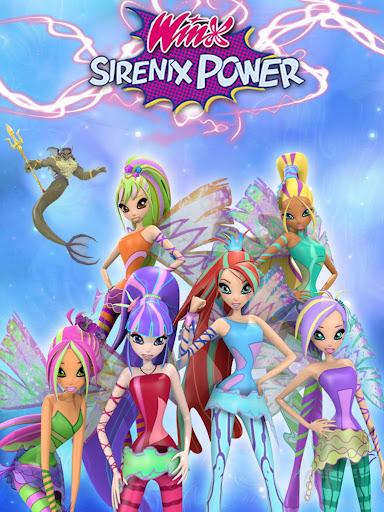 Winx Club: Winx Sirenix Power apkmartins screenshots 1