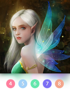 Coloring Fun : Color by Number Games screenshots 12