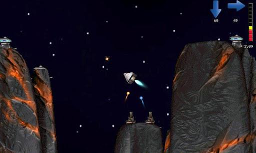 solar system lander screenshot 1