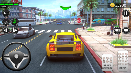 Driving Academy: Car Games & Driver Simulator 2021 android2mod screenshots 5