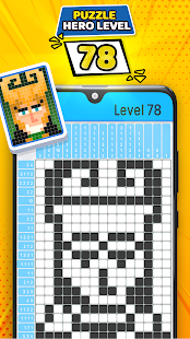 Nonogram Logic Pic: Picture Cross Griddlers Puzzle 3.29.1 screenshots 1