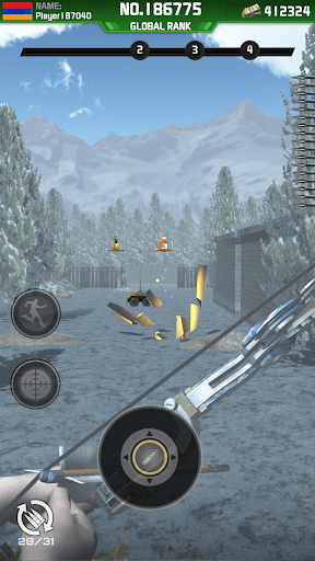 Archery Shooting Battle 3D Match Arrow ground shot 1.0.4 screenshots 4