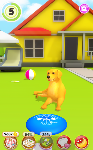 My Talking Puppy android2mod screenshots 12