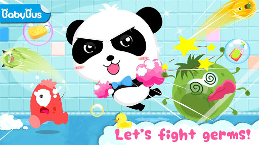 Baby Panda's Bath Time modavailable screenshots 1