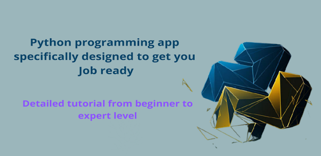 Python Programming App : For Pc – How To Download in Windows/Mac. 1
