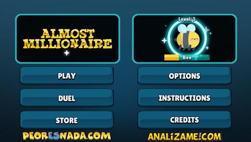 Almost Millionaire 3.333 screenshots 8