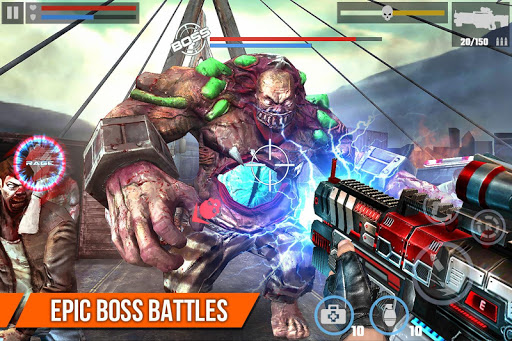 Offline Shooting: DEAD TARGET- Free Zombie Games 4.45.1.2 Pc-softi 14