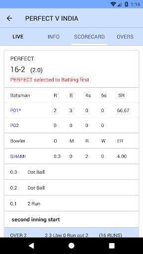 dzire-cricket screenshot 3