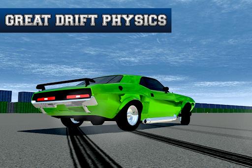 Muscle Car Drift Simulator 3D 1.1.0 screenshots 3