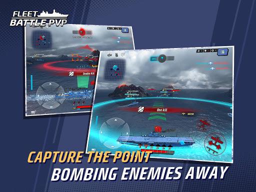 Fleet Battle PvP screenshots 10